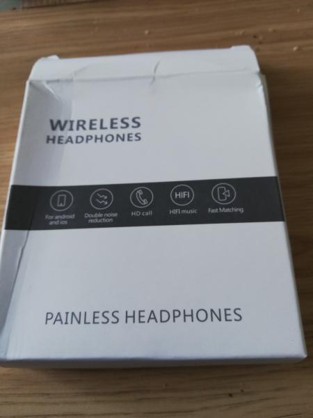 2 stk headset SÆLGES