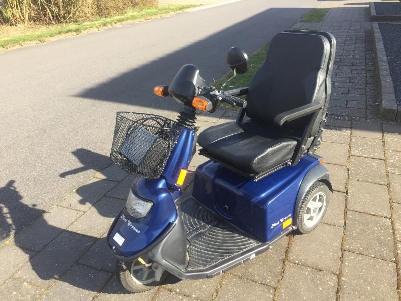El-Scooter Mini Crosser T130