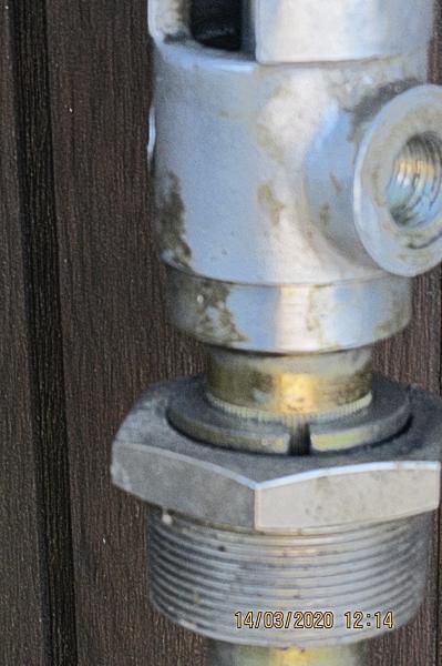Pumpe til vædske og olie