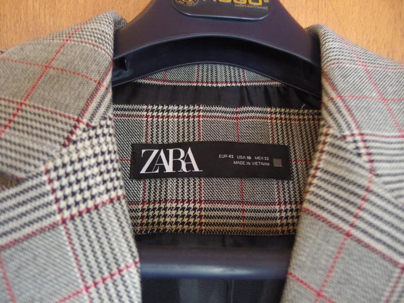 Fin jakke fra Zara