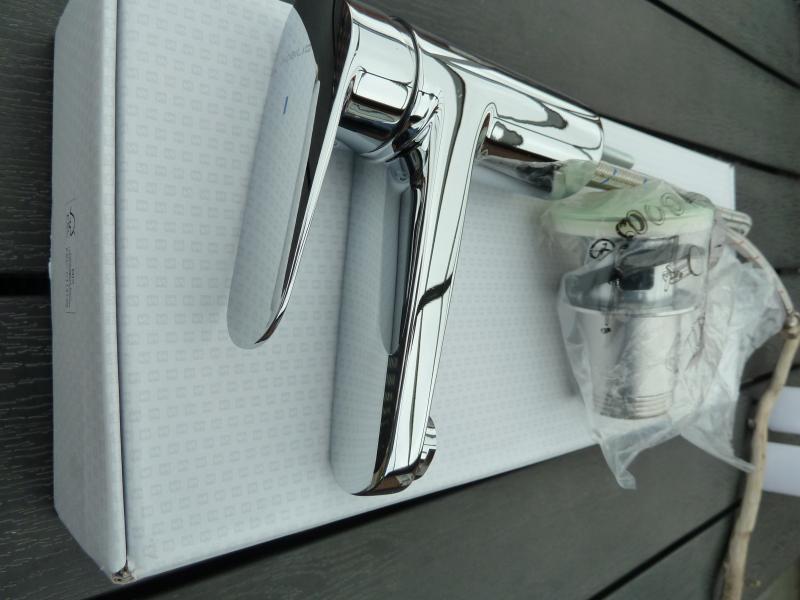 Håndvaskearmatur