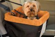 Hundesæde til bil