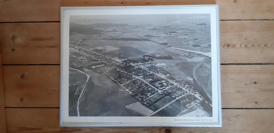 4 Luftfoto af Brårup skole