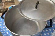 Suppe gryde 12 liter