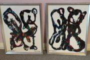 To malerier – Farvesymfoni