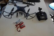 Drone med GPS og HD kamera