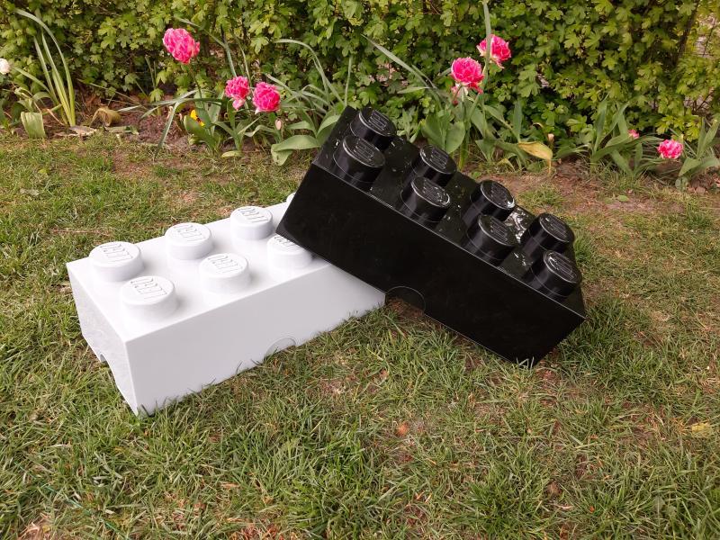Lego klodser til opbevaring