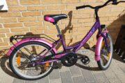 Pæn pigecykel