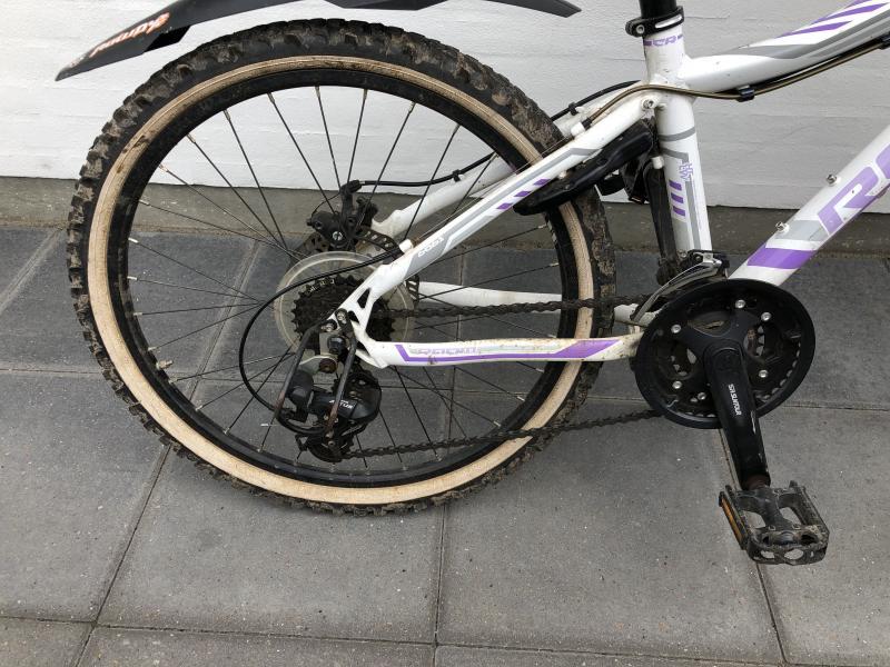 Pige Mountainbike ca. 6-12 år