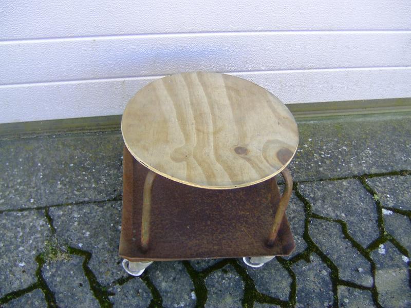 bord med hjul