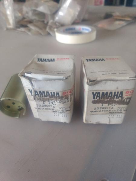 Yamaha Gasspjæld