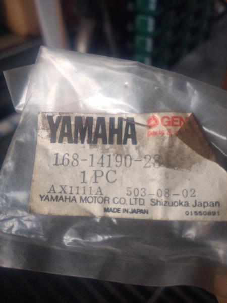 Yamaha Nåleventil