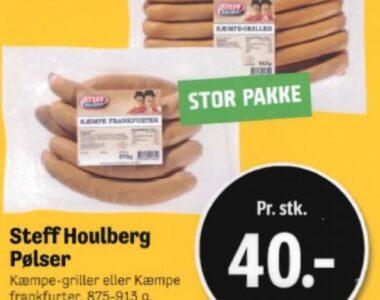 Steff Houlberg Pølser