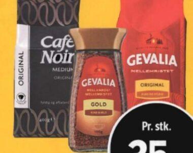 Gevalia eller Cafe Noir