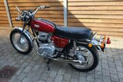 BSA lightning 650 cc