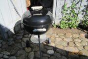 Weber grill til kul