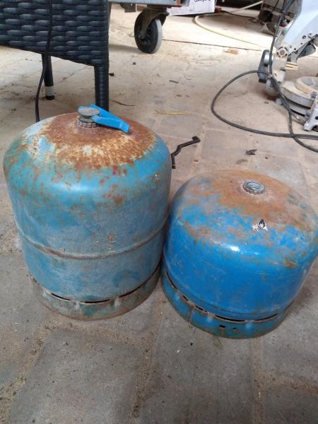 Gas flaske