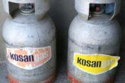 ALU gasflasker