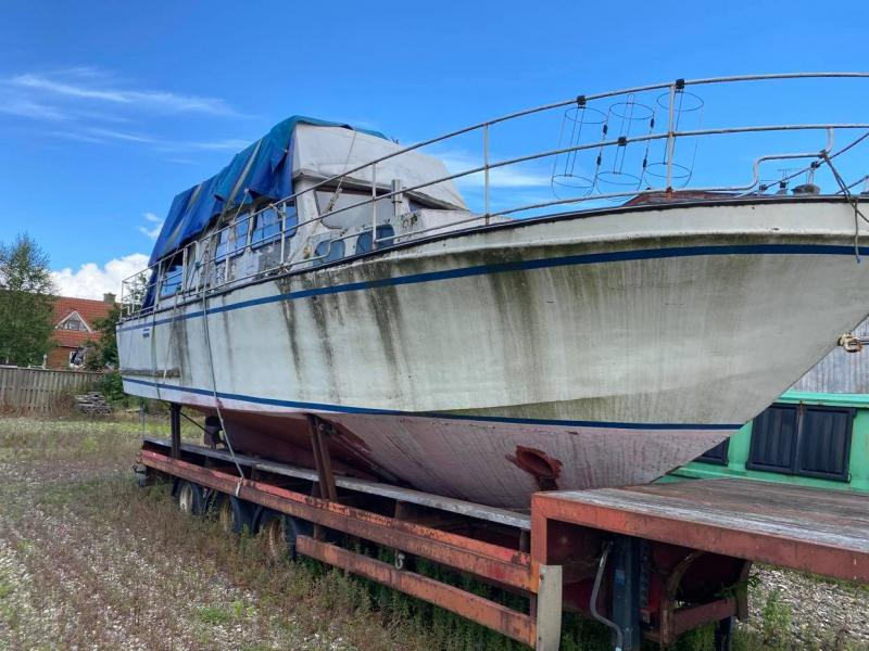 Båd sælges