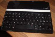 Logitech Ipad keyboard cover