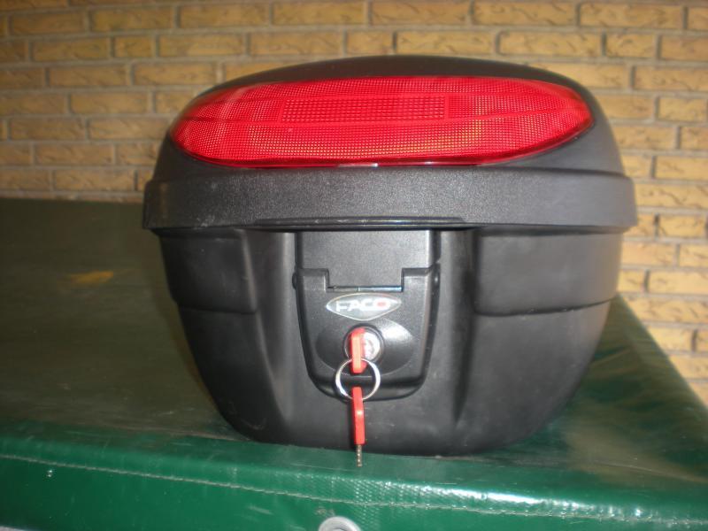 Bagagebox / topbox