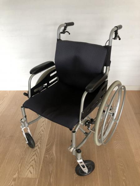 Actiumplus letvægts kørestol
