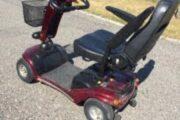 GK-2 El-scooter sælges