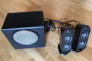 Logitech X-230 højtalere
