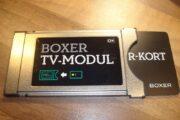 Boxer Modul CI+