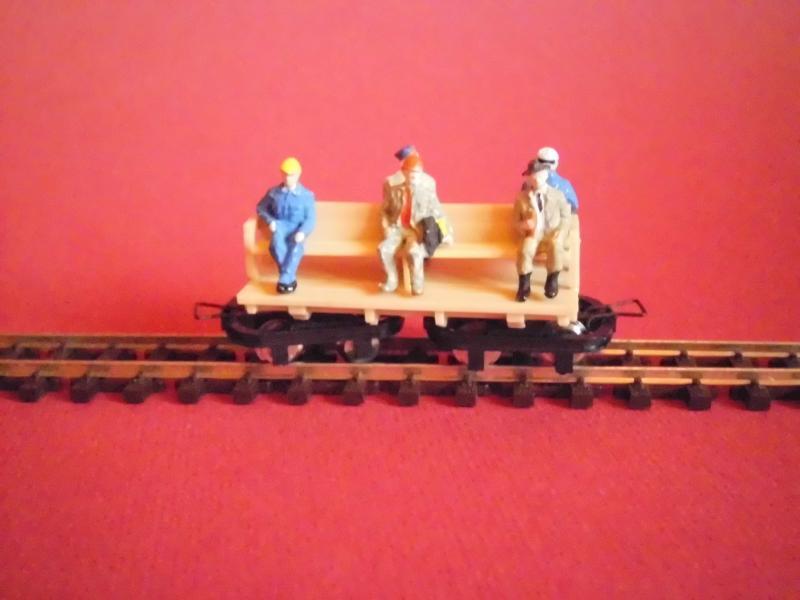 Modeltog Egger- Bahn