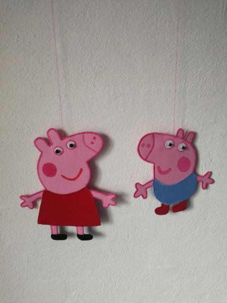 Gurli og Gustav gris