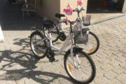 2 flotte pigecykler 20″