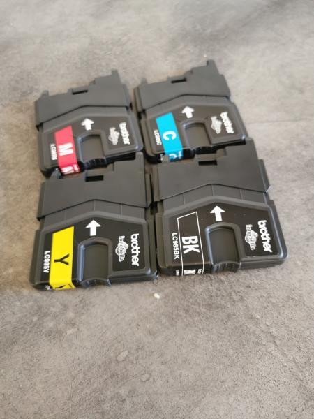 Helt nye printer farver sægels