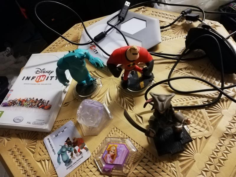 Nintendo wii spil