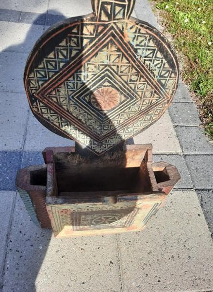 Antik Arabiske Håndværk
