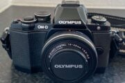 Olympus OM-D E-M 10 systemkame