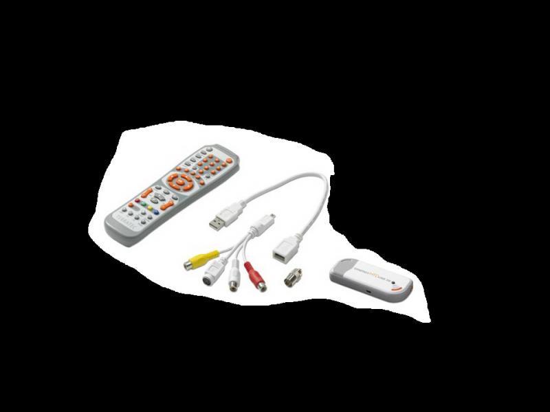 Tv-tuner til PC – Terratec