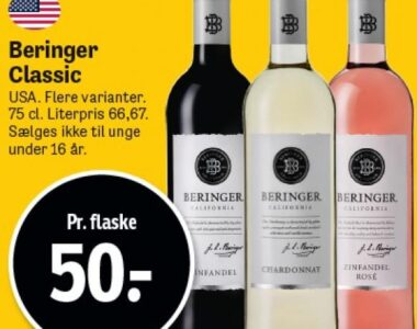 Beringer Classic