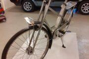 Nørgaard cykel rustfri