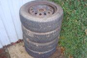 dæk Ford focus