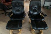 Stressles Læderstole