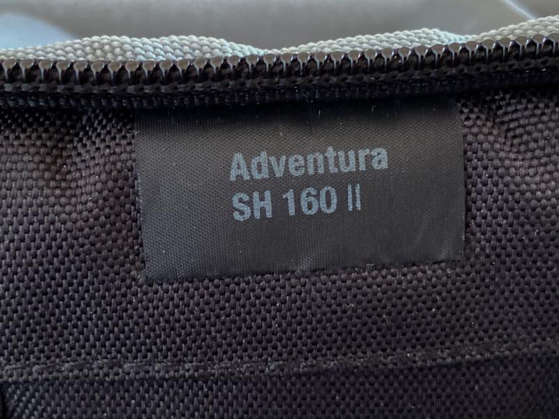 Lowepro Adventura taske SH 160