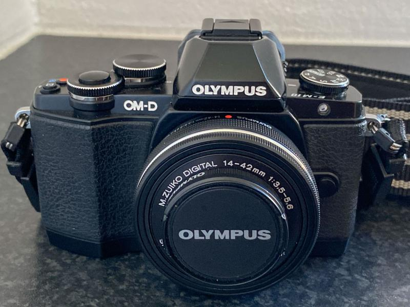 Olympus OM-D E-M 10 systemkame