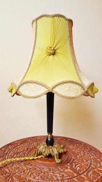 Retro Bord lampe
