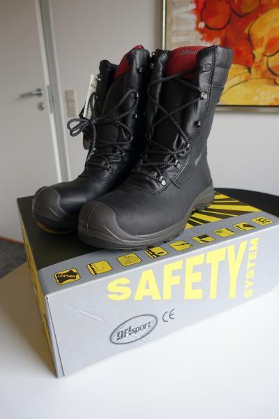 Sikkerheds støvle.