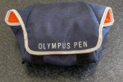 Olympus Pen kamera omslag