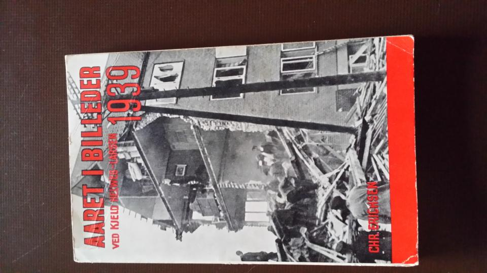 1939 bog med 190 sider