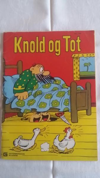 Knold og Tot Årshæfte 1976