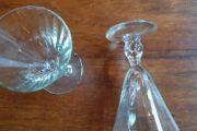 2 Holmegaard Twist glas