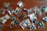 25 Tuborg pins